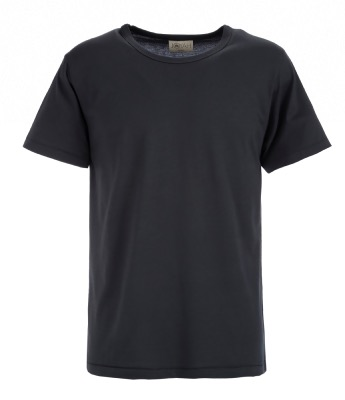 T-shirt Homme en Bambou - Gris Anthracite